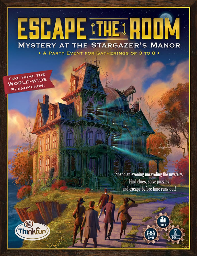 Escape Room - Stargazers Manor
