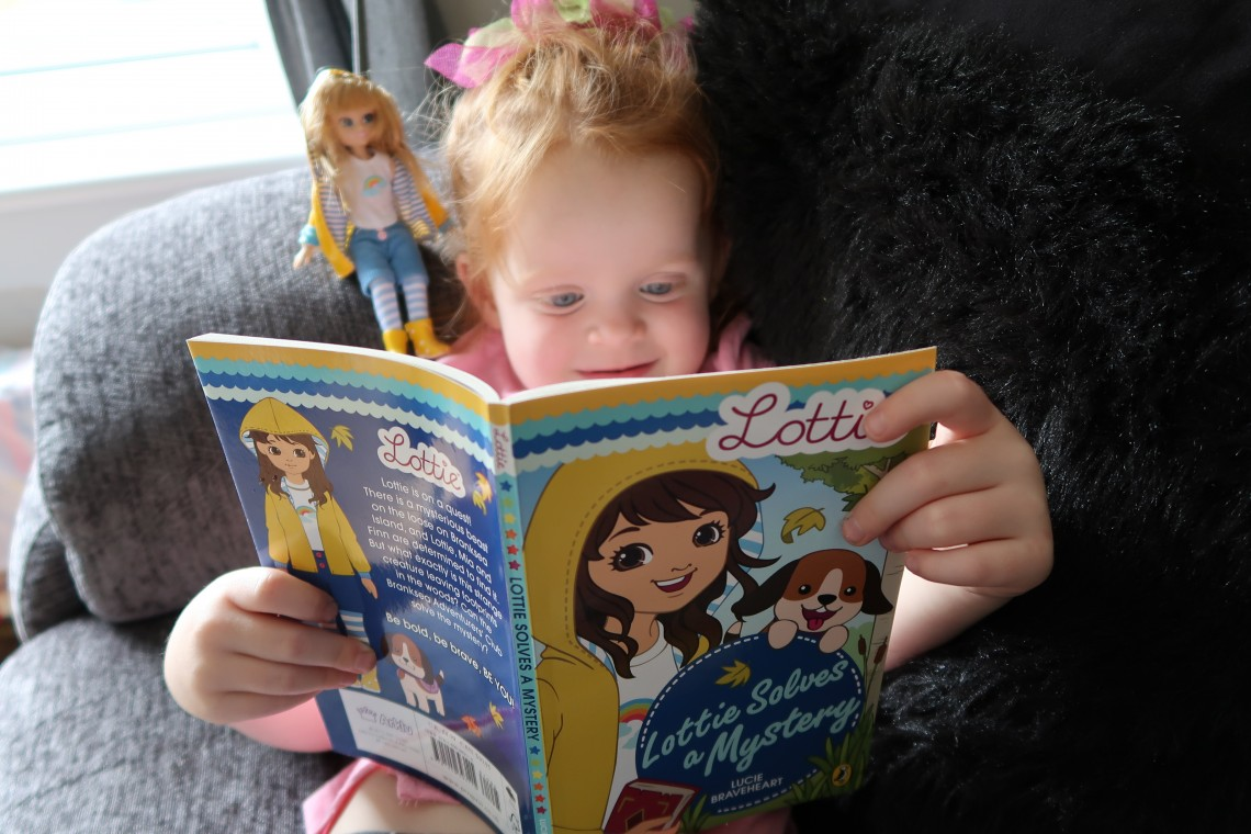 Reading Lottie Book