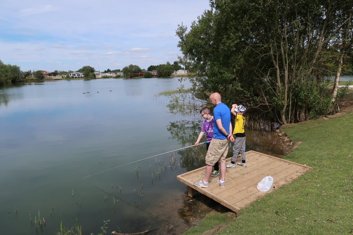 Fun Family Weekend At Tattershall Lakes Lincolnshire
