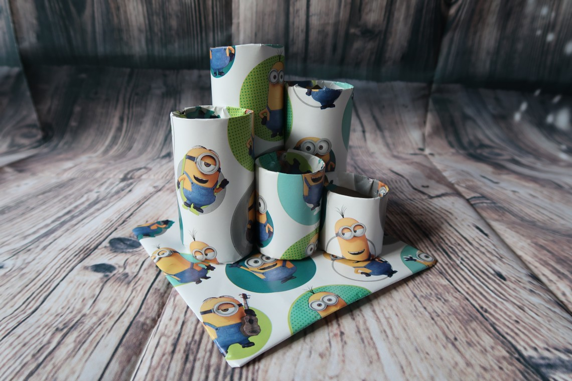 Minion Stationery Organiser