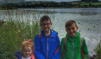 Outdoor Family Fun At RSPB Reserve Lochwinnoch