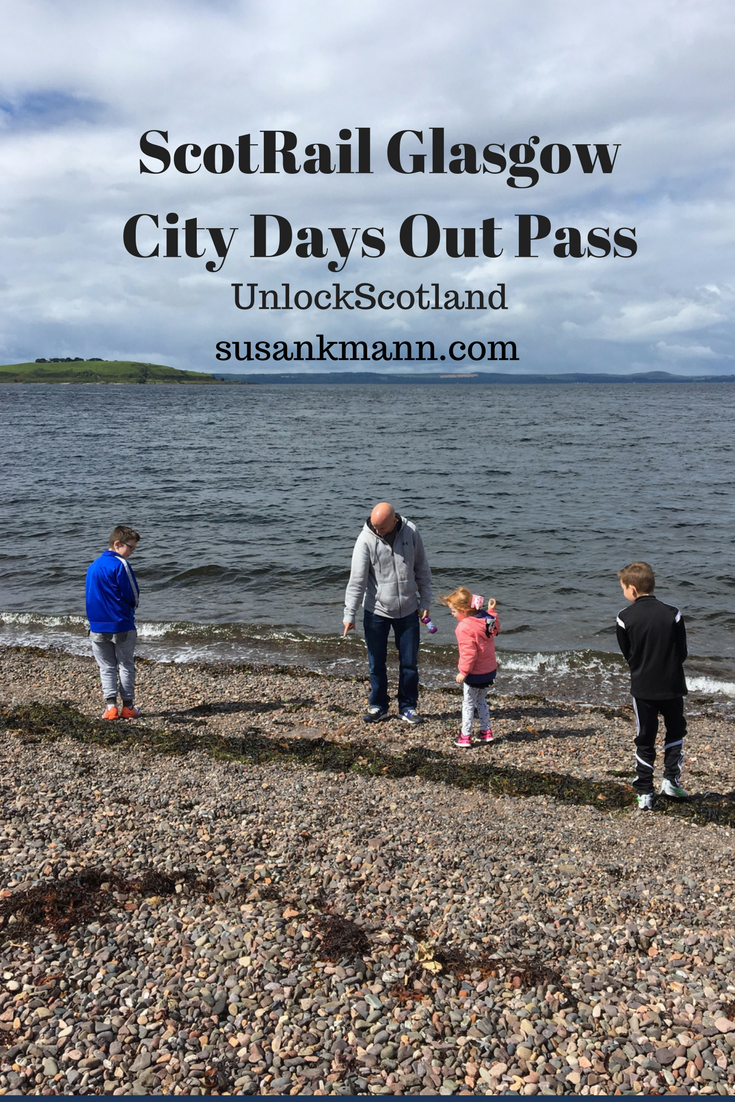 ScotRail Glasgow City Days Out Pass