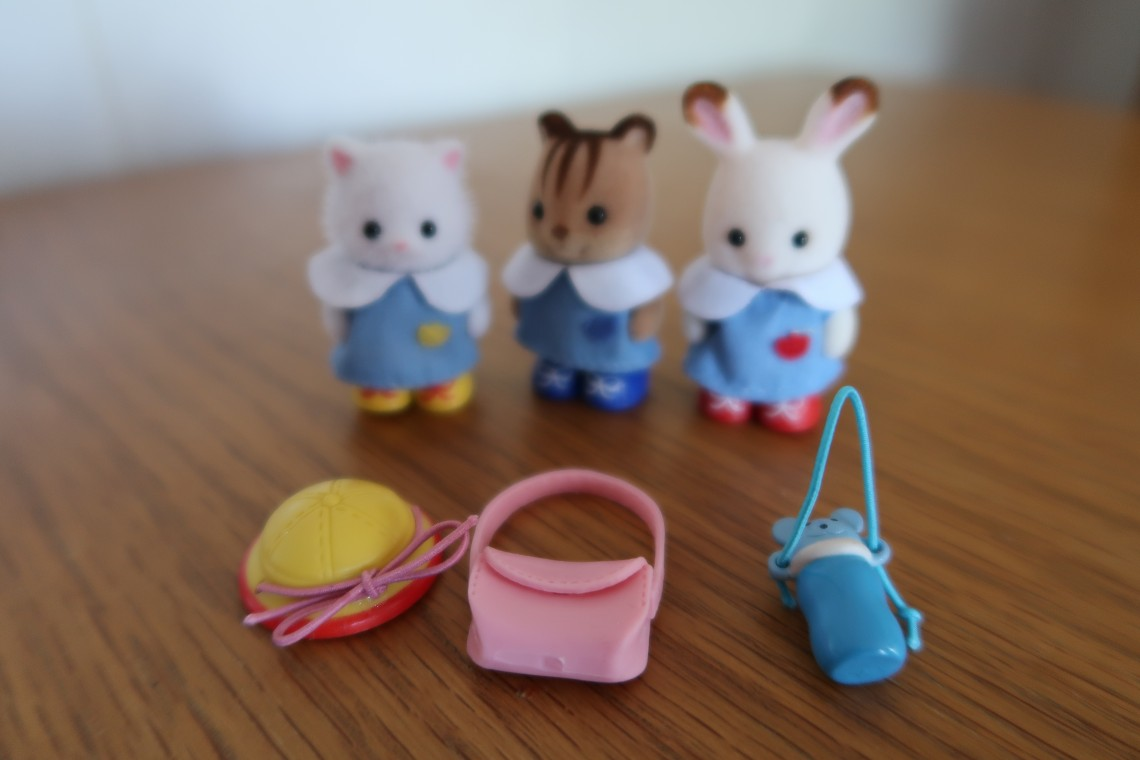 Sylvanian Families Accessories