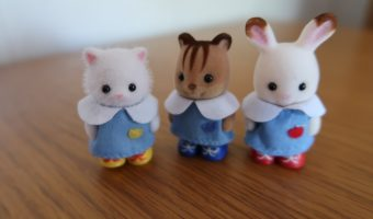 Sylvanian Families Nursery Friends – Review