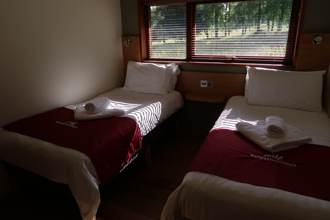 Twin Room Forest Holidays