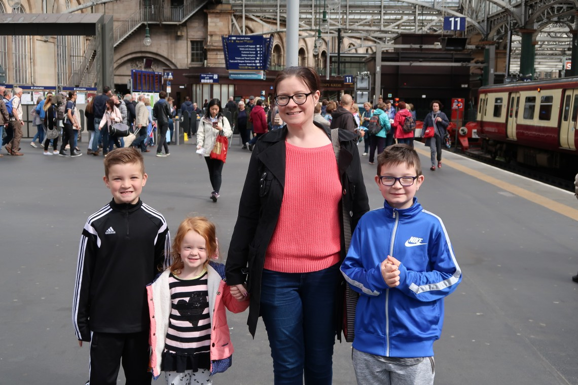 What We Did With Our ScotRail Glasgow City Days Out Pass