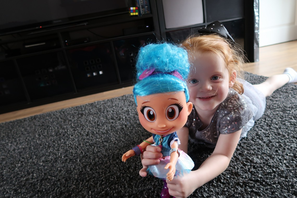Fun with Luna Petunia Doll