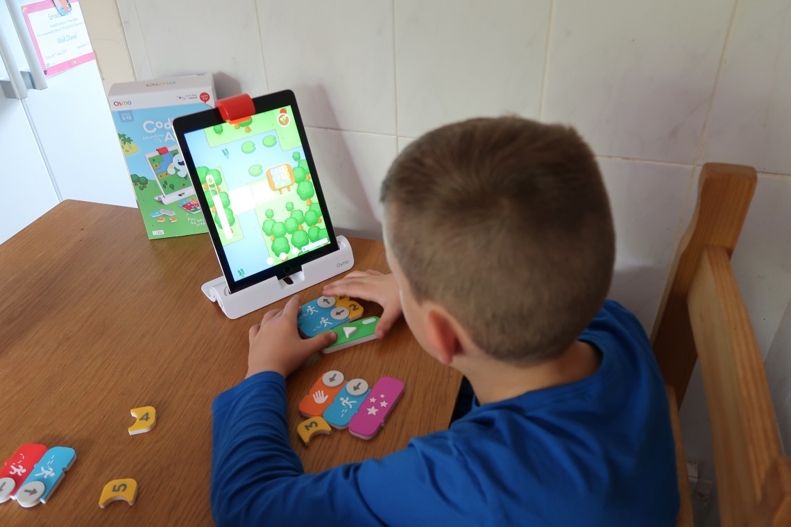 how to play osmo coding