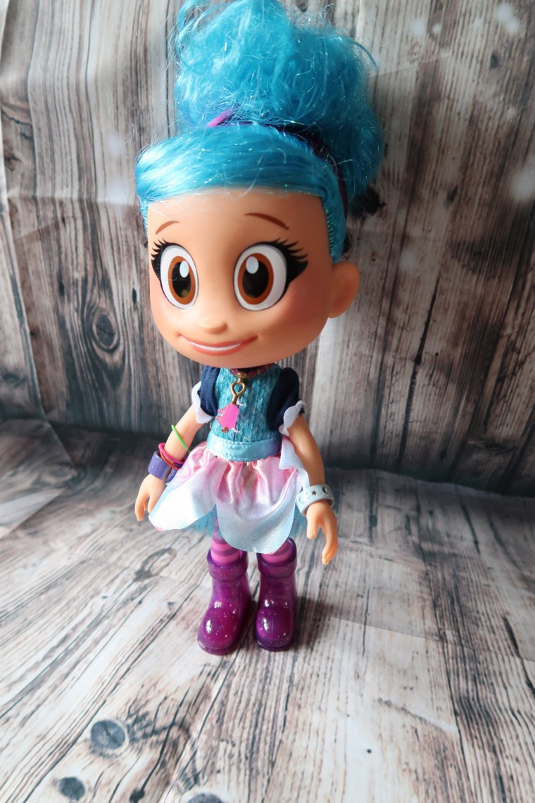 Luna Petunia Doll With Sounds