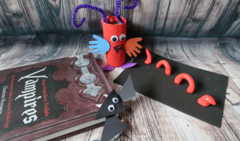 Simple Monster Crafts For Kids