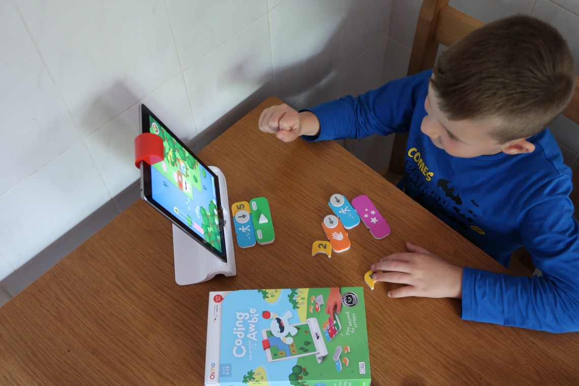 Osmo Coding Making it work