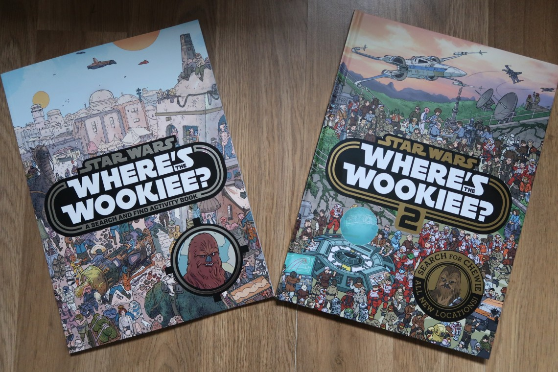 Where's the Wookiee Books