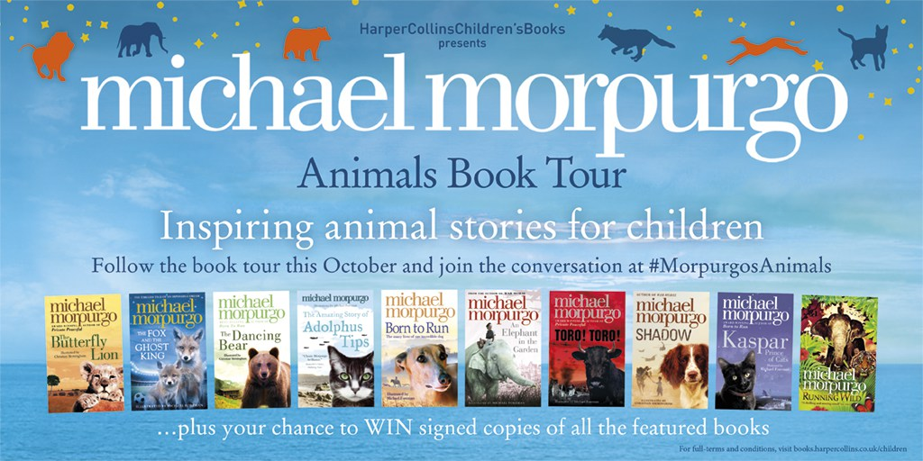 Animal Book Tour