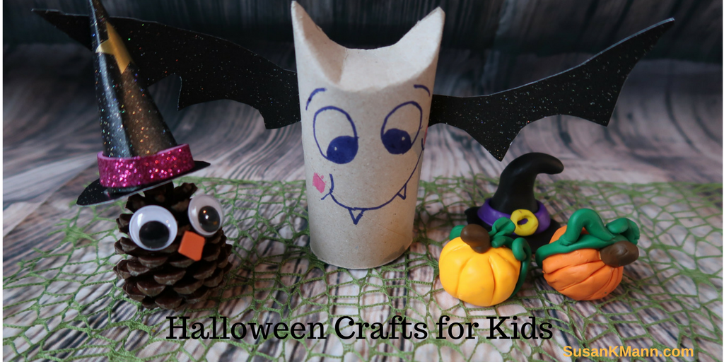 Halloween Crafts for Kids Twitter