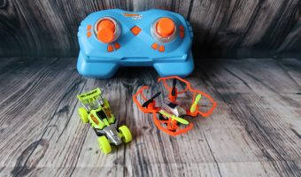 Hot Wheels RC Drone Racerz Drone and Vehicle Set – Review