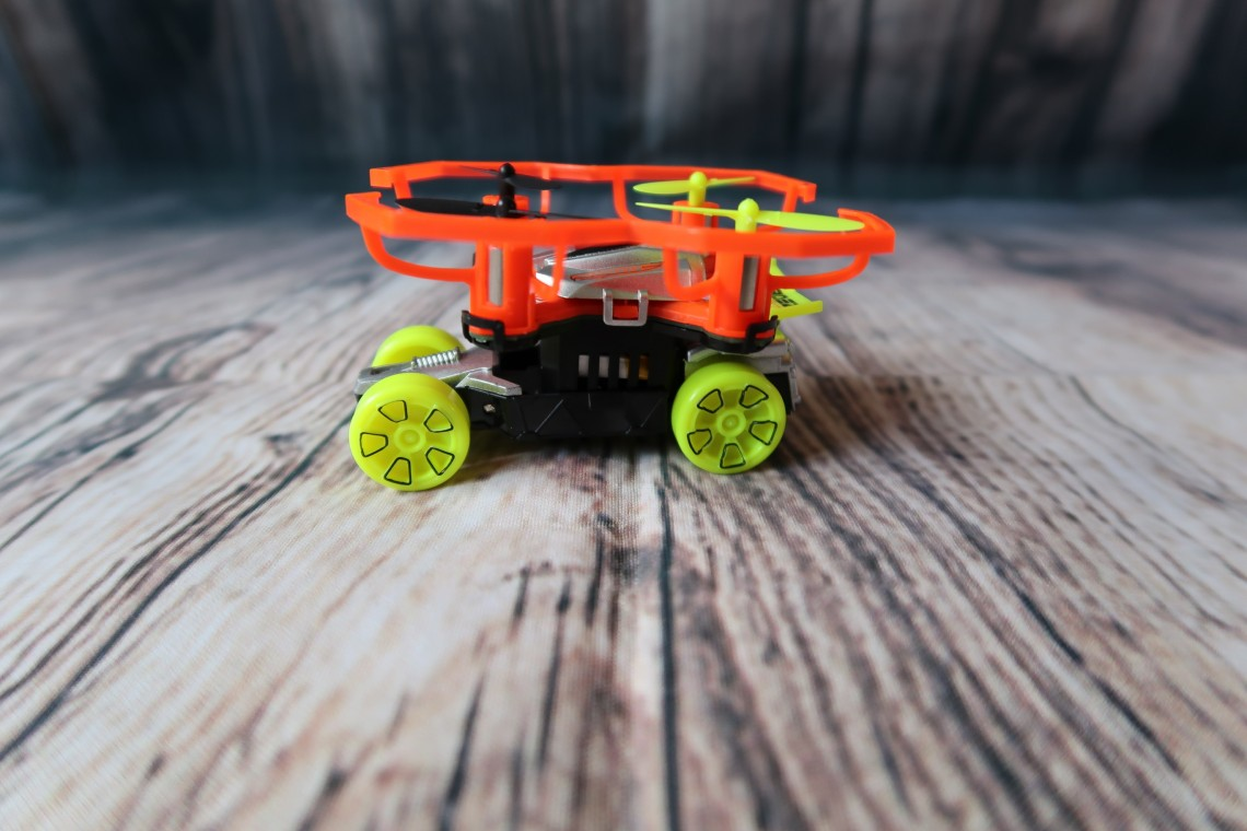 How Wheels Drone