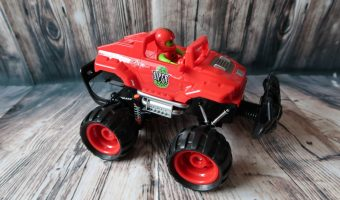 Monster Smash-Ups Remote Control Truck – Review & Giveaway