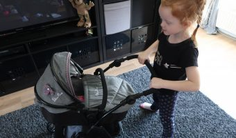 Silver Cross 5 n 1 Doll Pram