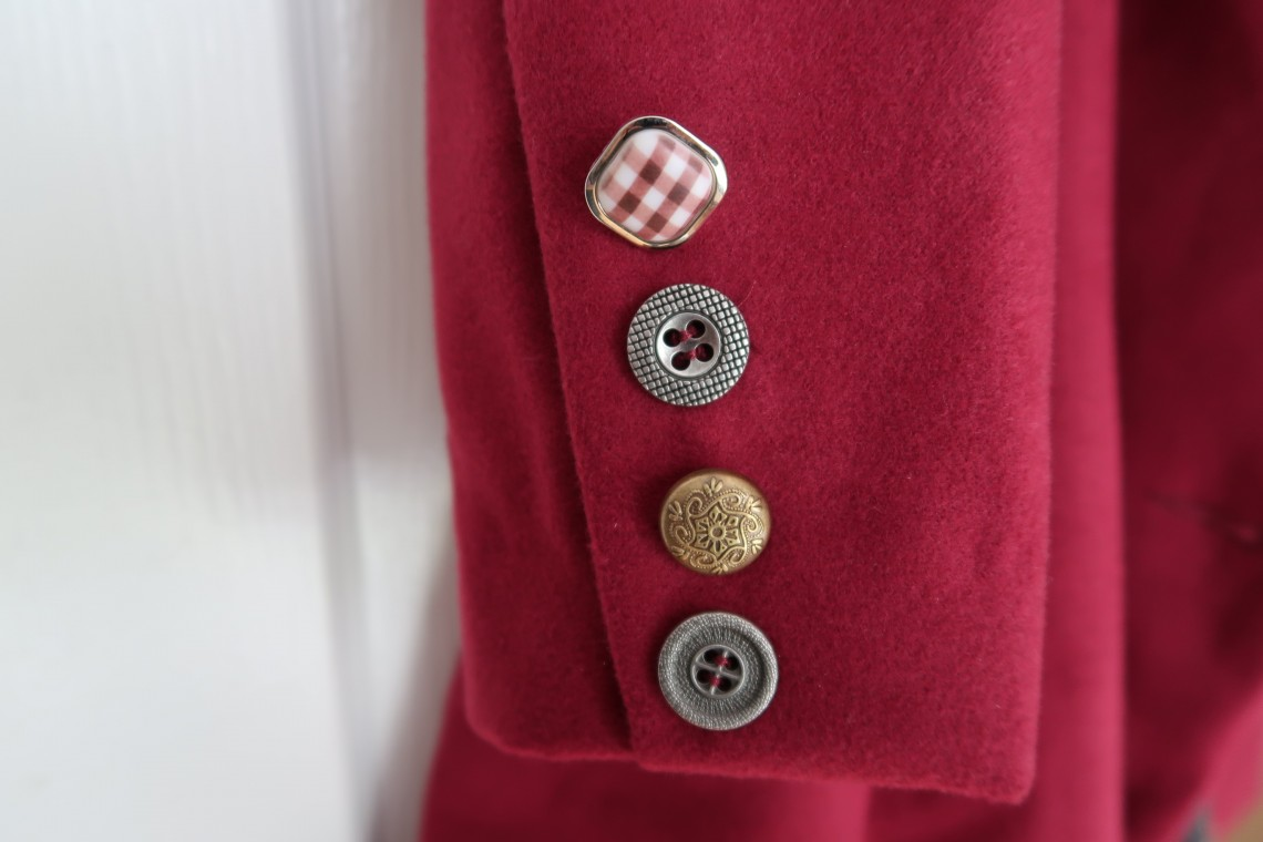 Ultimate Coat Buttons
