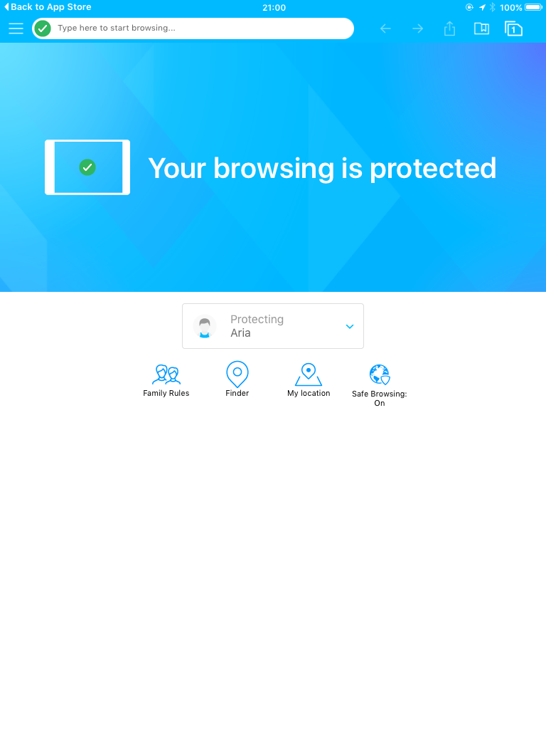 F-Secure Browsing