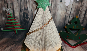 Simple Christmas Tree Crafts For Kids