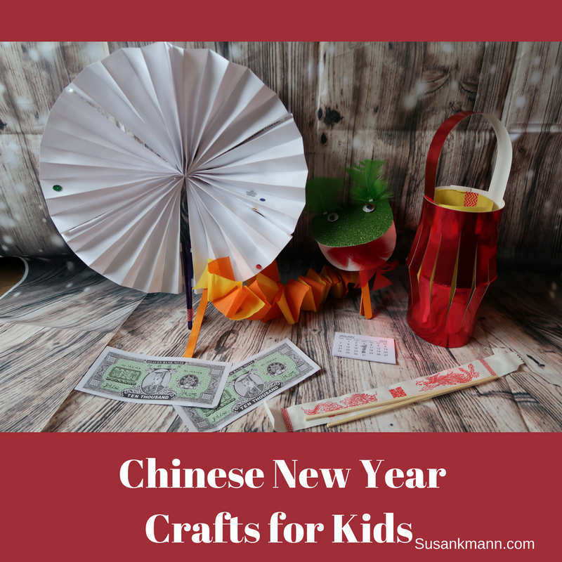 Chinese New Year Crafts for Kids Post