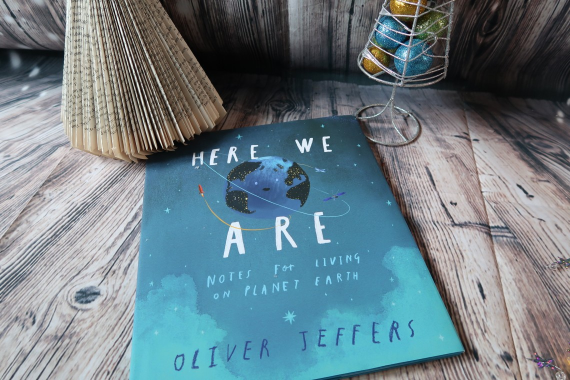 Oliver Jeffers Book