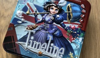 Timeline British History – Review