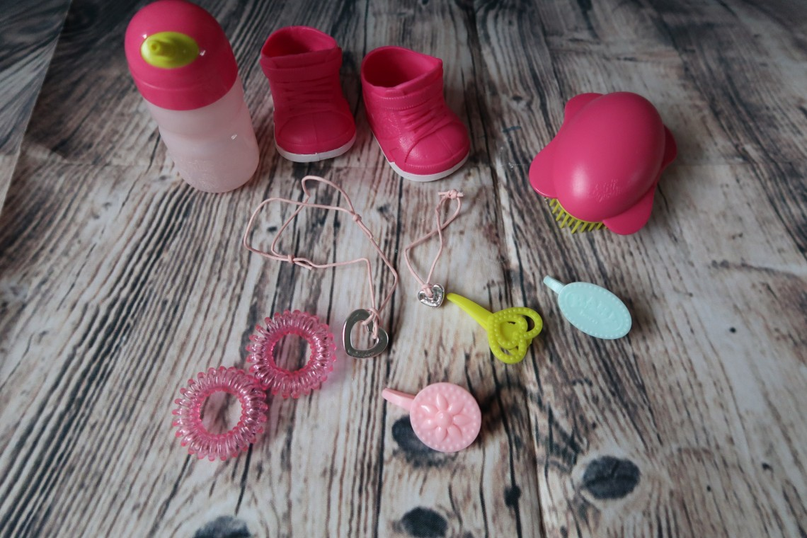 Baby Born Sister Accessories
