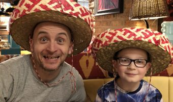 Fun times at Chiquito