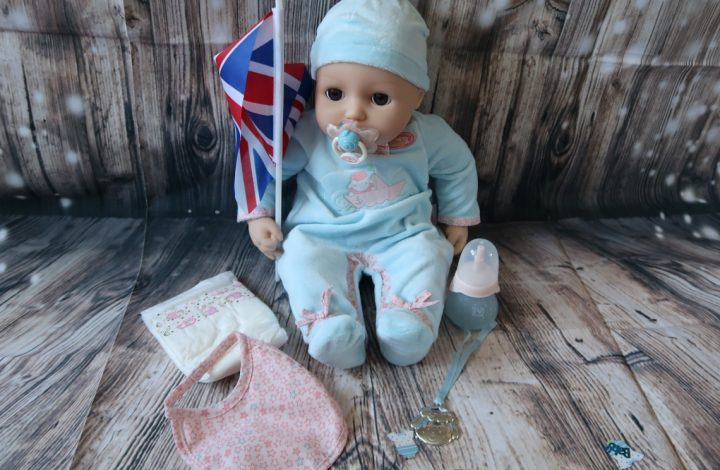 Baby Annabell Has A Baby Brother – Review