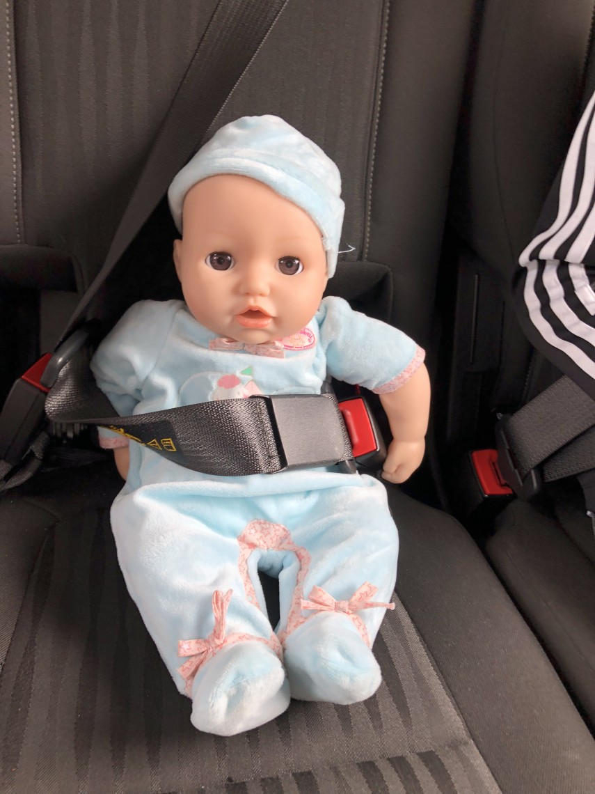 Baby Brother car seat