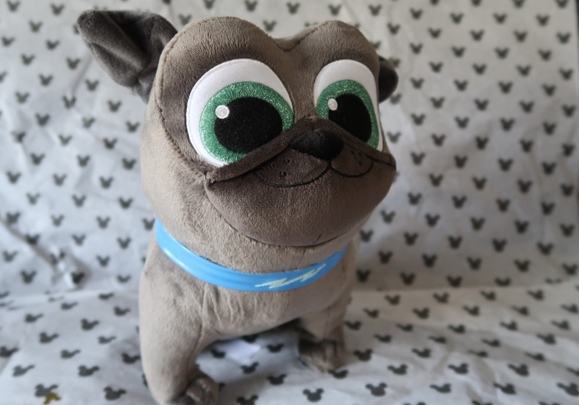 Puppy Dog Pals Bingo Plush