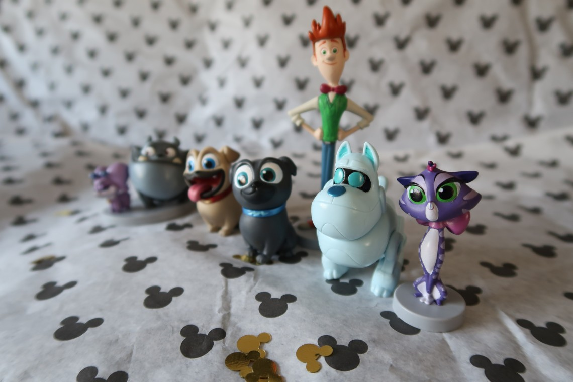 Puppy Dog Pals Figurines