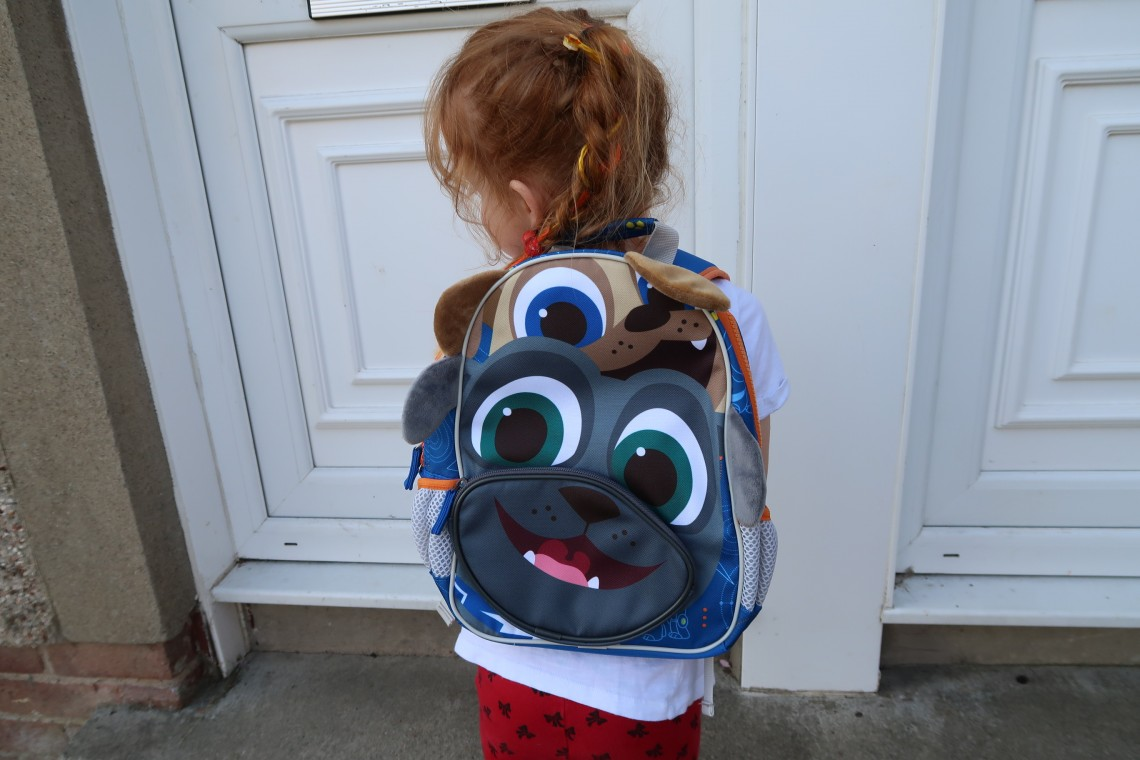 Puppy Dog Pals Lunch Bag
