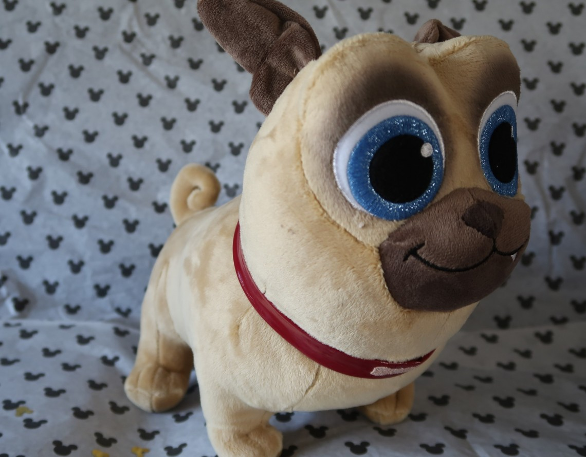Puppy Dog Pals Rolly Plush
