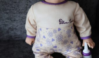 Silver Cross Susie Interactive Doll