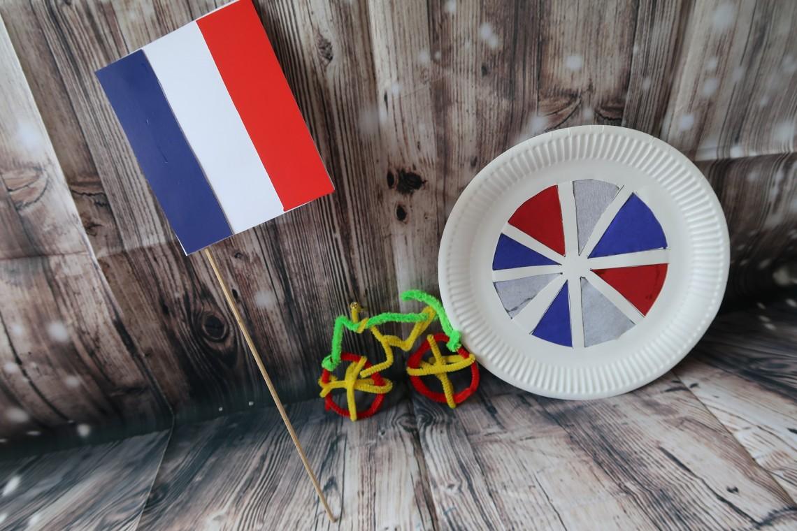 Tour de France Crafts