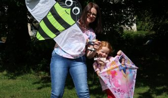 Kite Flying – Why Not? With Milkybar Wowsomes