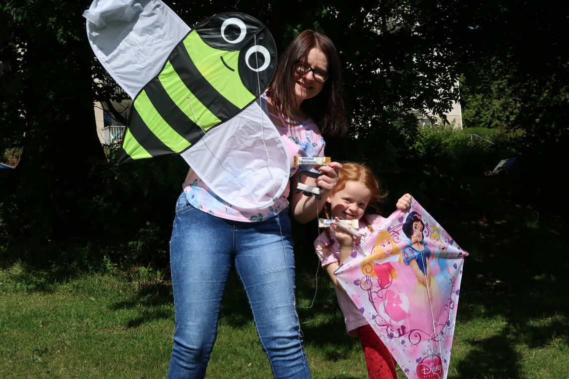 Wowsomes Why Not Fly a Kite