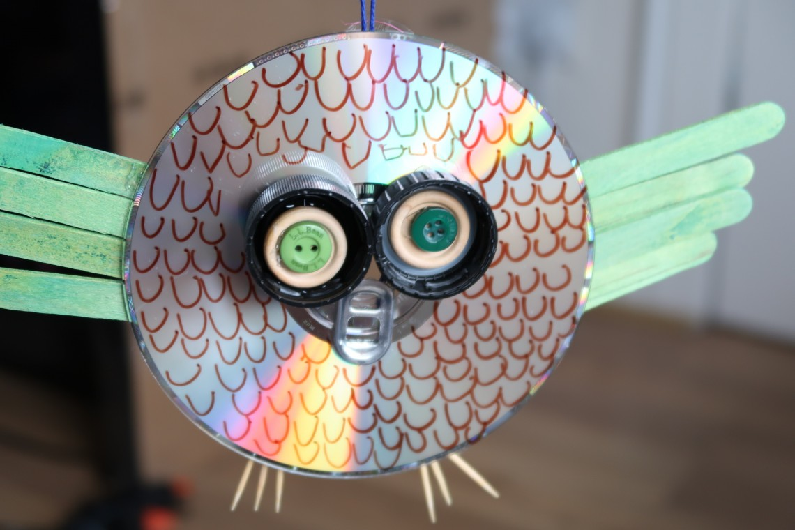 Garden Owl Craft