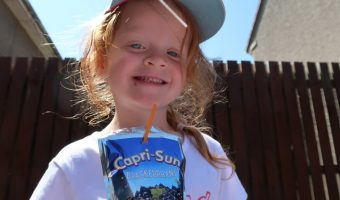 Summer Day Out Fun with Capri-Sun