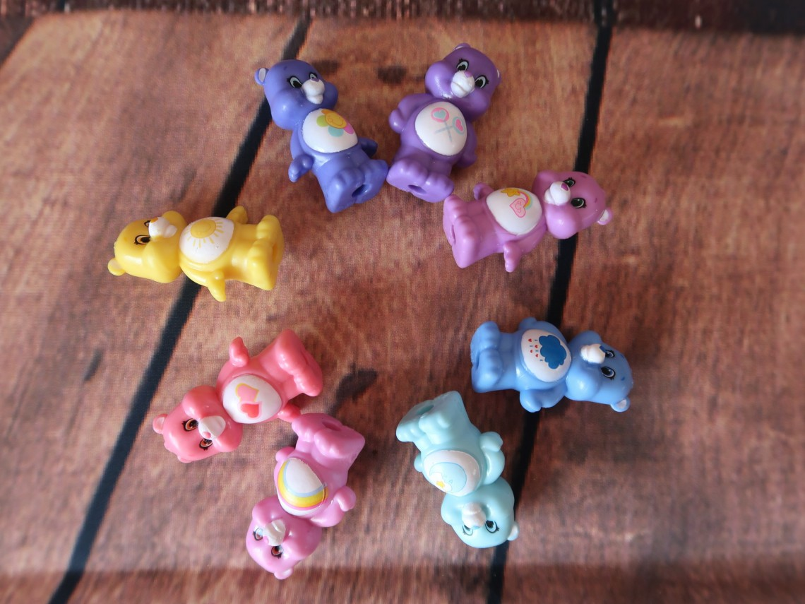 Care Bear Squishems Figures
