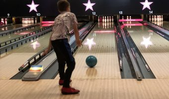 Bowling Fun For All The Family At Hollywood Bowl in Dunfermline