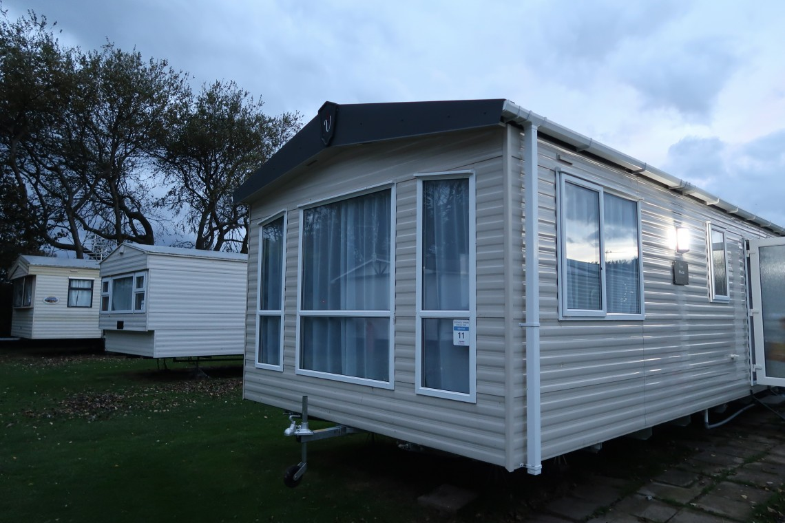 Cresswell Towers Caravan