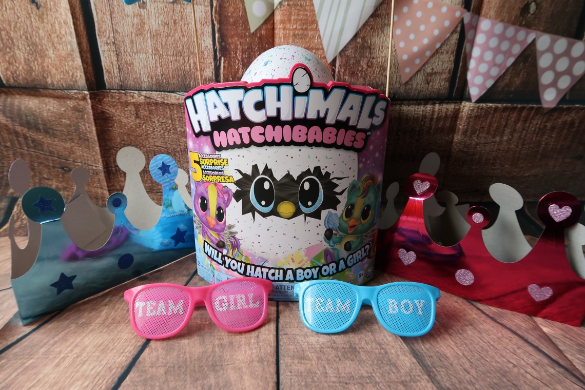 Hatchimals HatchiBabies Boxed