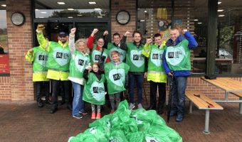 Clean Up Scotland with McDonald's