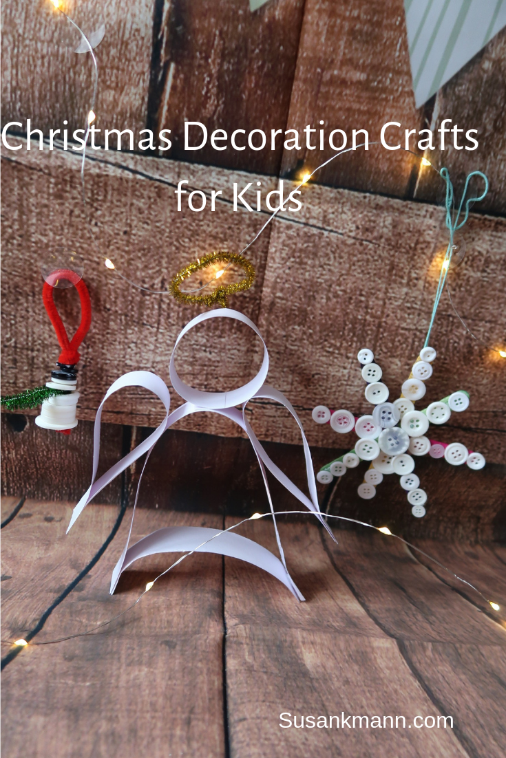 Christmas Decoration Crafts for Kids