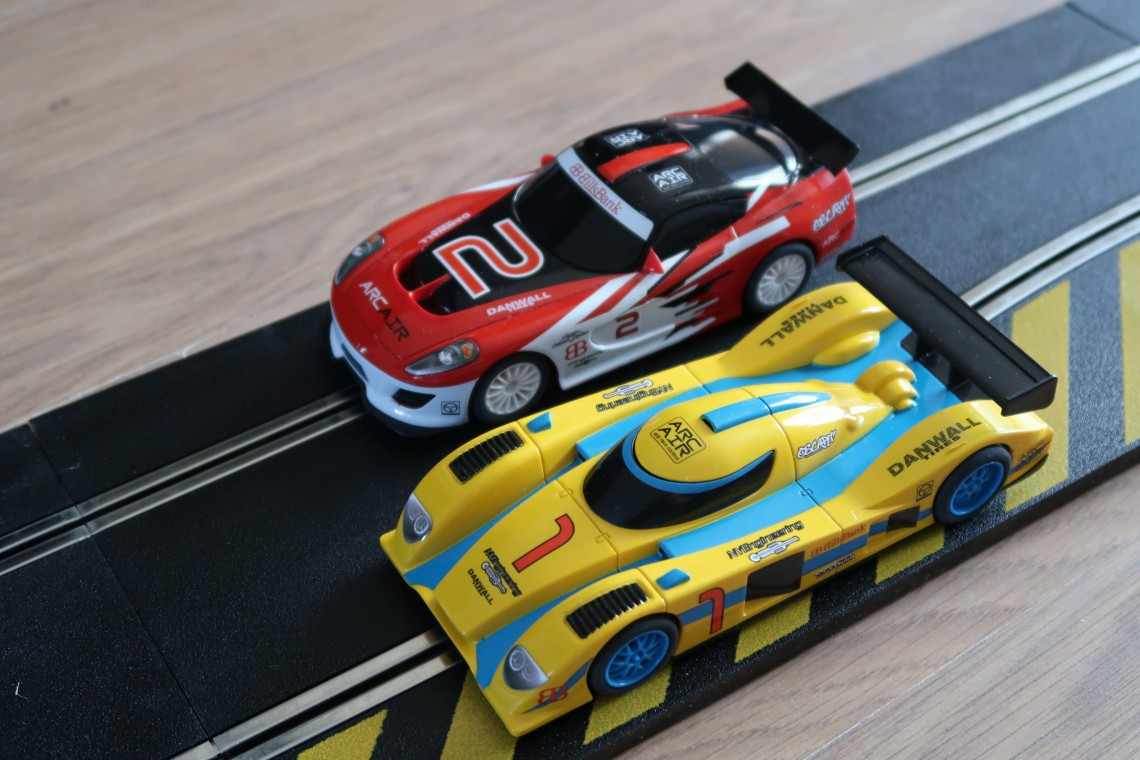 Scalextric Endurance Cars