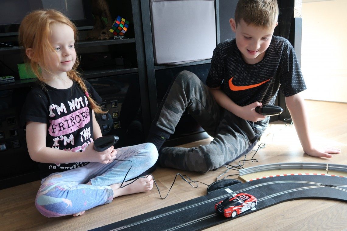 Scalextric Endurance Racing